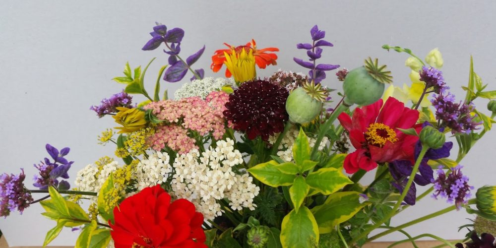 family flowers for loved ones, special flowers, funeral flowers,